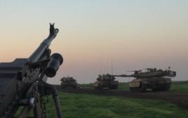 """אוגדה חדשה תוקם בצה""""ל אוגדה 99 טנקים מאג"""