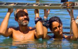 עידן חביב וירדן ג'רבי הישרדות VIP