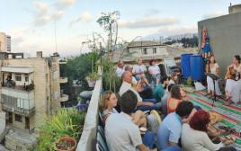 פסטיבל הגגות בחיפה