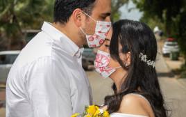 חתונה בימי קורונה