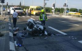 התאונה בכביש 70