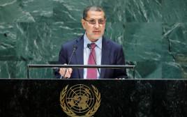 ראש ממשלת מרוקו, סעד א-דין אל עותמני