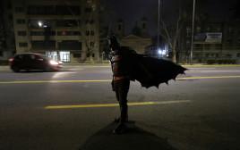 באטמן בצ'ילה בפעולה