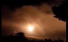 אירוע ביטחוני בגבול לבנון