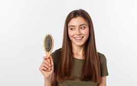 שיער בריא (אילוסטרציה)