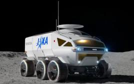 הדמייה של הלואנר קרוזר - רכב החלל של טויוטה