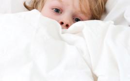 אילוסטרציה: סיוטים אצל ילדים