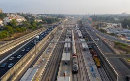 מסילת הרכבת המחושמלת
