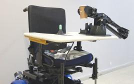 הזרוע הרובוטית