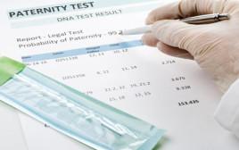 בדיקת אבהות