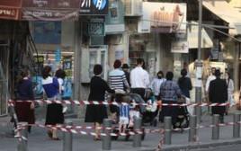 קורונה בישראל: הערים האדומות