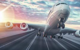 מטוס(צילום: FREEPIK)