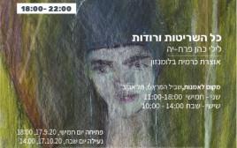 כל השריטות ורודות, תערוכה של לילי כהן פרח-יה