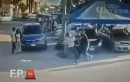 רגע התקיפה
