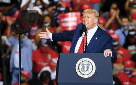 טראמפ בוועידה המפלגתית