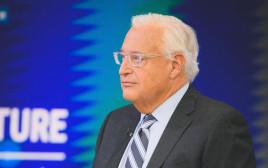 דיוויד פרידמן בוועידת ג'רוזלם פוסט