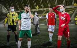 קורונה בליגת העל