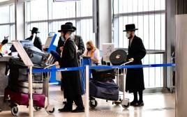 """כ-5,000 ישראלים המריאו מנתב""""ג"""