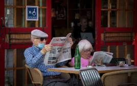 קשישים בזמן קורונה