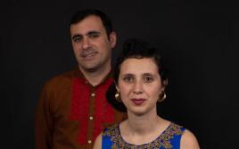 ענבל ג'משיד וגלעד ואקנין