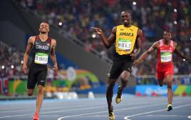 אולימפיאדת ריו 2016 - יוסיין בולט