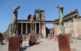 אתר העתיקות בפומפיי