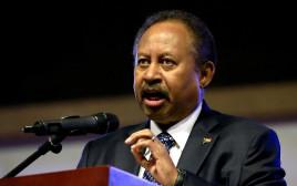 ראש ממשלת סודאן עבדאללה חמדוכ סודן
