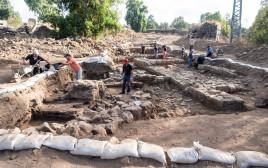 ארכיאולוגיה רמת הגולן