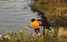 דחפה את חברתה למים - ויחד הן טבעו למוות