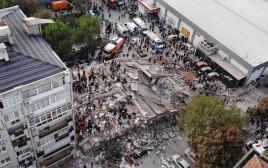 רעידת האדמה באיזמיר