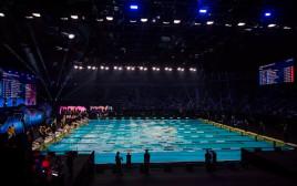 ליגת השחייה העולמית