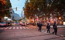 רחובות וינה ביום הפיגוע