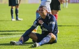 כריסטיאנו רונאלדו על הדשא