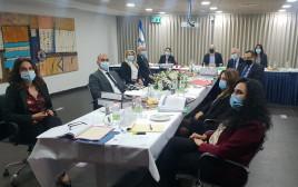 חברי הוועדה לבחירת שופטים