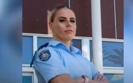 השוטרת מליסה גודווין