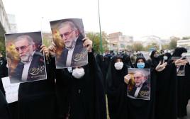 מוחים על חיסול פחריזאדה באיראן
