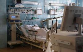 מיטת בית החולים עליה סבטלנה ילדה את בנה - ומתה
