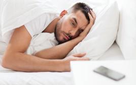קשיי שינה, אילוסטרציה