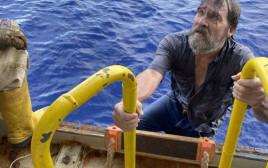 סטיוארט בי, החובל ששרד בלב ים 48 שעות