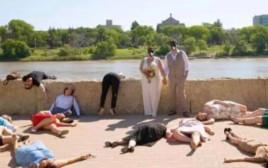 תמונת החתונה שהכעיסה את הגולשים