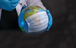 כדור הארץ מתחסן