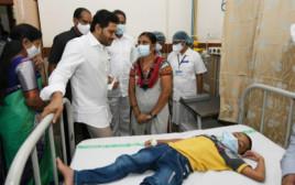 מחלה מסתורית משגעת את הודו