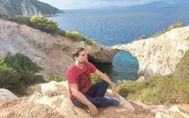 עידן שרון ביוון