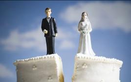 חתונה שהתפרקה, אילוסטרציה