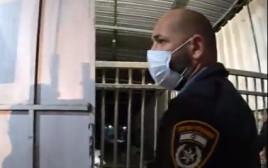 המשטרה מפזרת חתונה שהתקיימה בניגוד להנחיות סמוך לפוריידיס