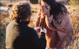 רגעי הצעת הנישואין של סטפני סמית', שמתה מנגיף הקורונה