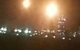 הלהבות שפרצו בחיפה