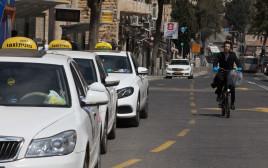 מוניות בירושלים, אילוסטרציה (למקום ולמצולמים אין קשר לנאמר בכתבה)