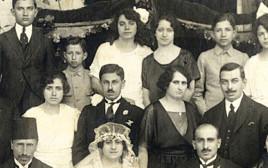חתונה יהודית בחלב בימי הזוהר של הקהילה