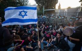 הפגנות בלפור